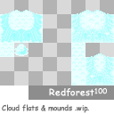 Cloud Tiles WIP by RedForest100