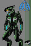 Naki: Varo-Class Combat Harness Mk 2 (V6)