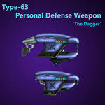 Type-63 Personal Defense Weapon