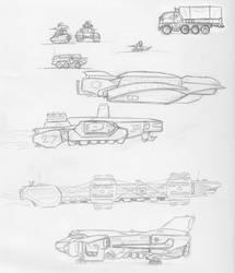 Sketchdump 22/02/2020: UD Humans