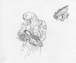 Ryau Sketch
