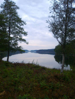 The lake of Ing