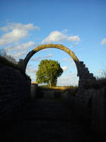Gudhem Kloster by lennarrrt
