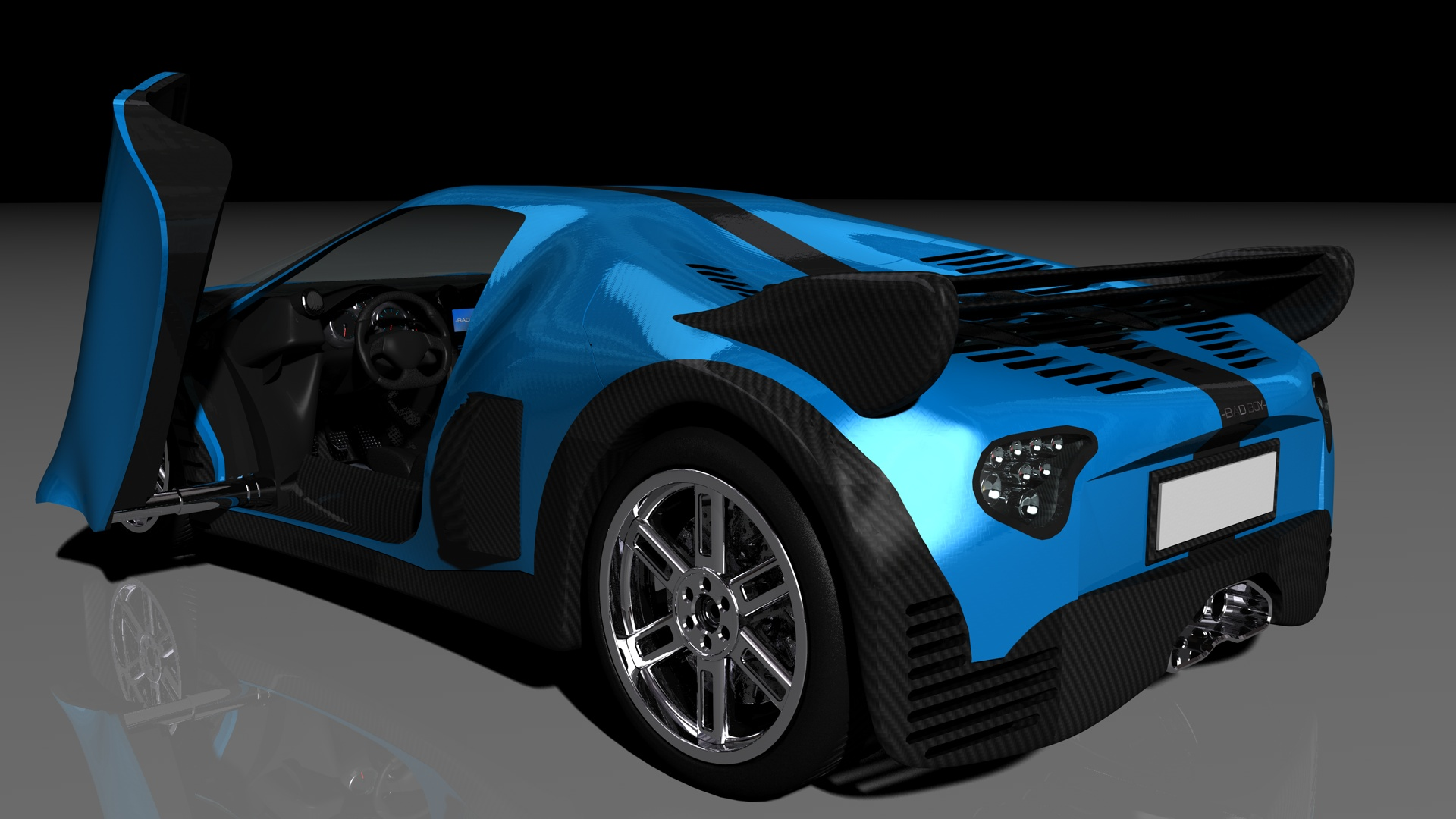 Custom sport cars wallpapers