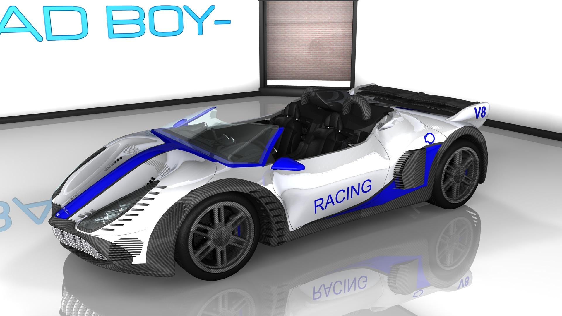 ... Custom Sports Car Racing V1 By Badboy2kxxx