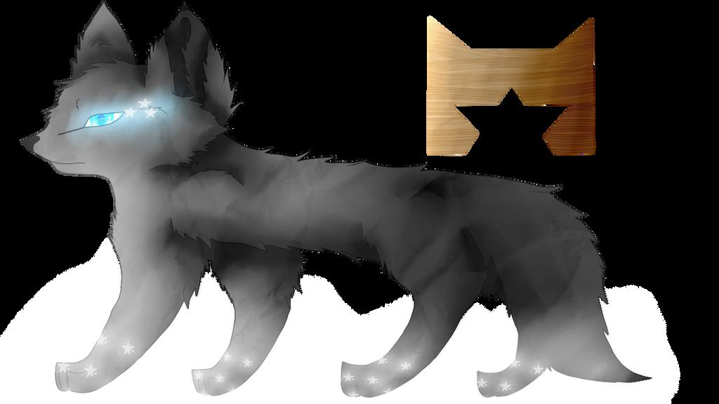 Ashfur (Shadowclan) by Hawkspirit8228