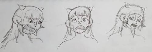 Ari Leblanc emotion studies