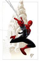 Spider-Man 2.0 by deralbi