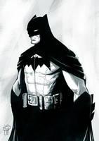 The Big Bat by deralbi