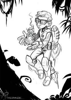 Gadget Boy Step01