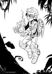 Gadget Boy Step 02