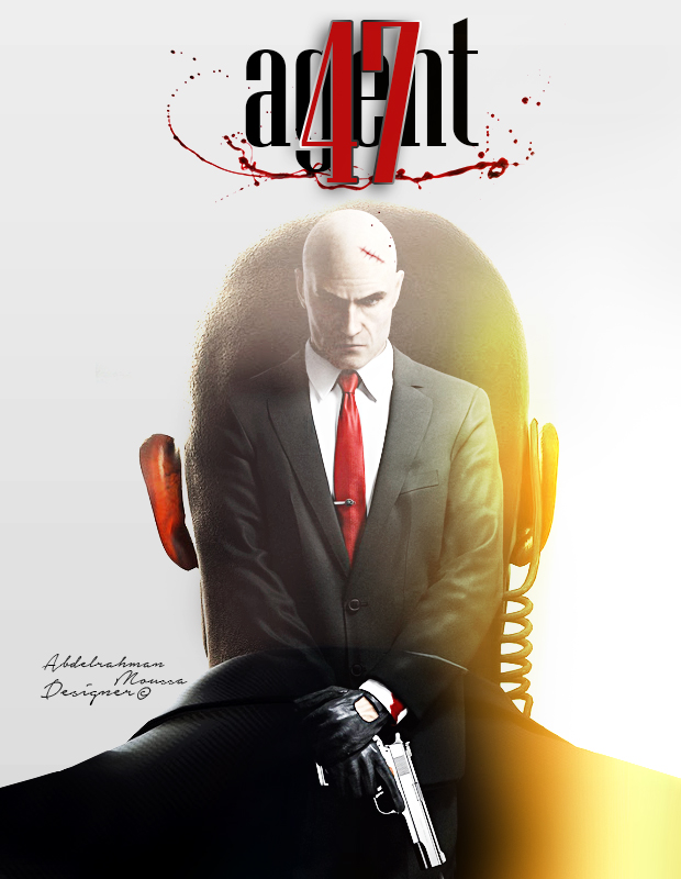 Hitman Agent 47 2015 By Moussa96 On Deviantart