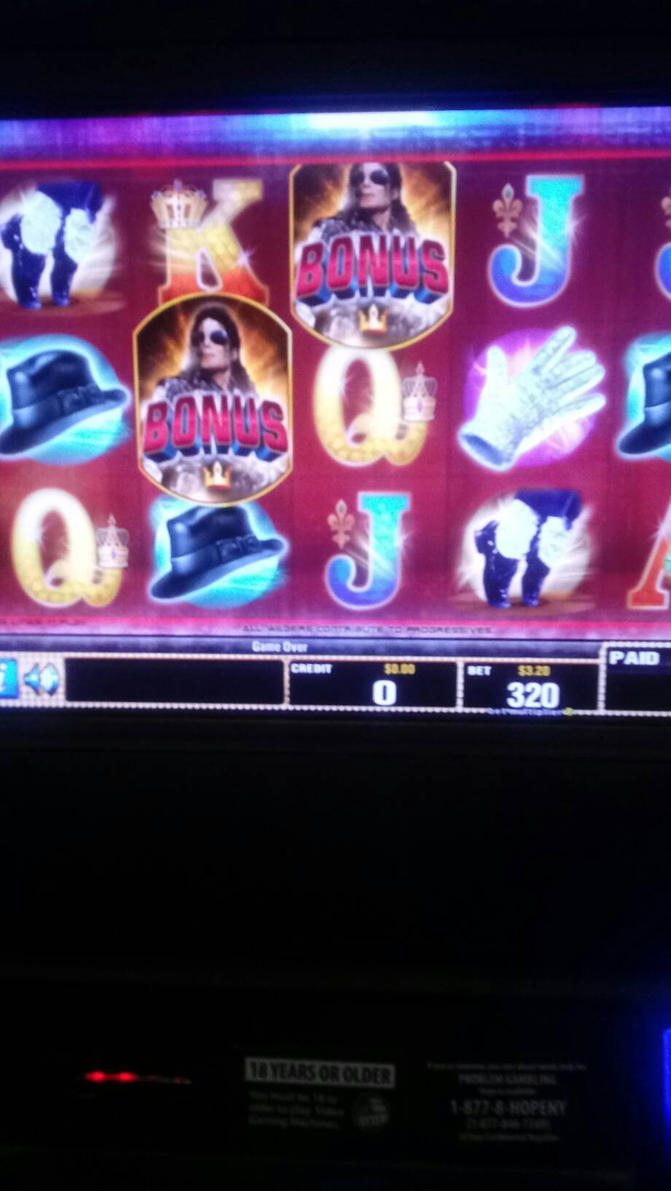 Michael Jackson Casino Games