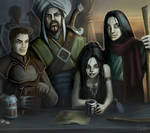 My DnD Party
