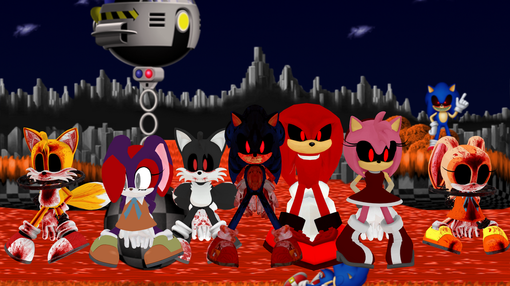 Game Over Sonic Exe Tails By Shadcatgame Deviantart – Desenhos Para
