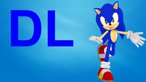 Expressive Sonic The Hedgehog Model Download MMD by waleedtariqmmd