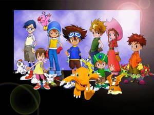 Digimon Season 1 and 2 in Arabic by waleedtariqmmd on DeviantArt