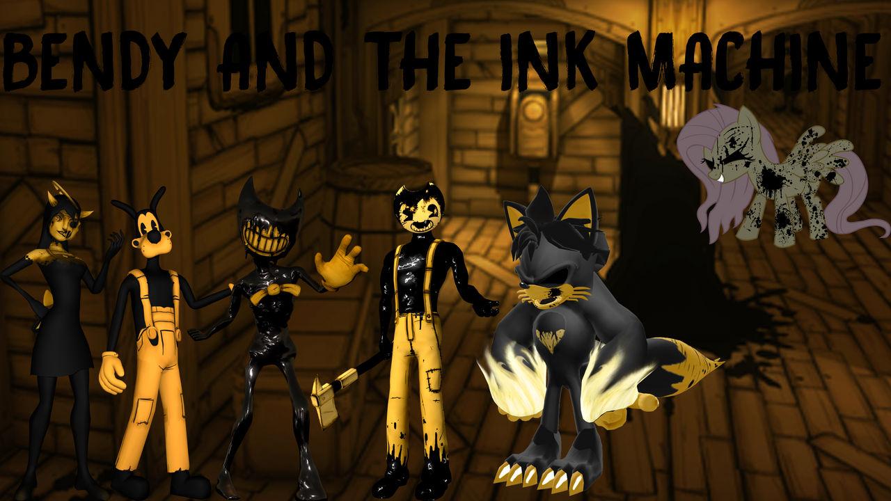 Bendy And The Ink Machine Wallpaper By Waleedtariqmmd On Deviantart
