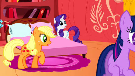 Applejack's Eyes and Freckles Error Fixed S01E08 by waleedtariqmmd