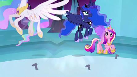 Princess Luna's Body Error Fixed S04E26 by waleedtariqmmd