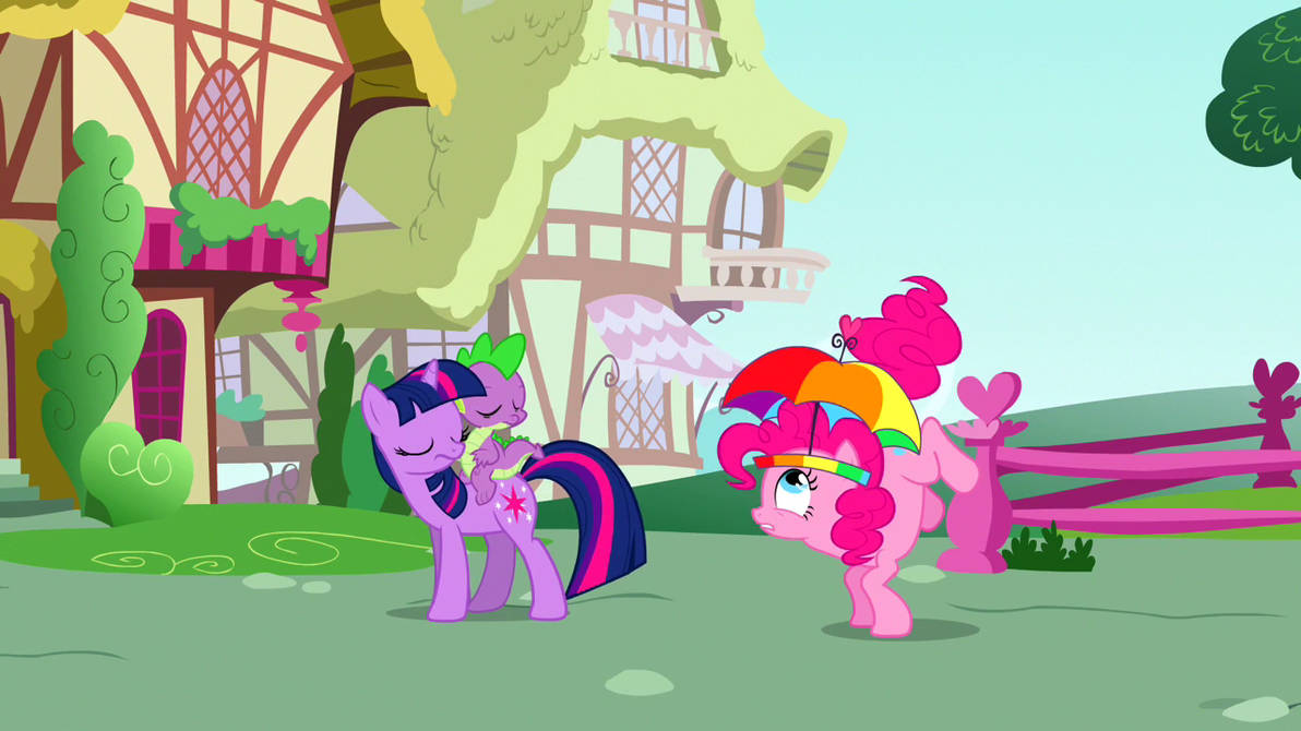 Twilight and Spike Error S01E15 by waleedtariqmmd