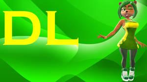 Ami Bandicoot (Nitro-Fueled) Model Download MMD