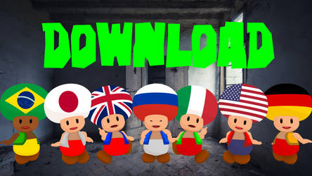 CountryToads Models Download MMD