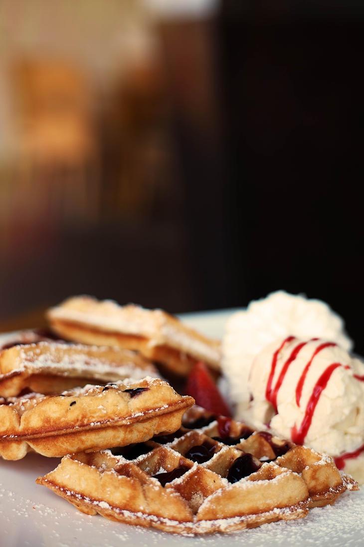 Combination Waffle by MinhVisual