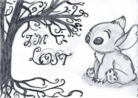 ~I'm Lost~Stitch~ by Squiidge