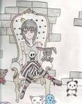 Queen of...Stuffed animals?