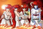 Ranma: Substitute Espada