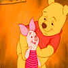 Pooh and Piglet icon by kiwi-town