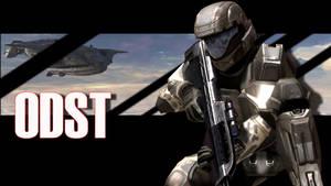 Halo 3:ODST - Orbital Drop Shock Trooper