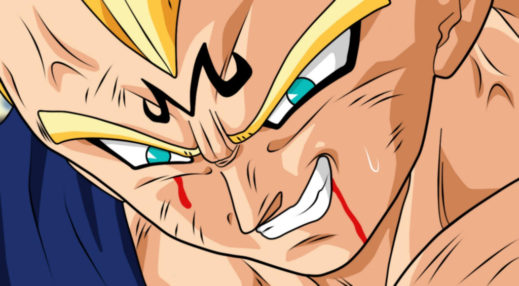 Dragon ball z majin vegeta by thevulcanresistance on deviantart - Dragon ball z majin vegeta wallpaper ...