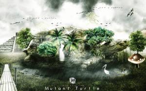 Mutant Turtle by PANTOJA12