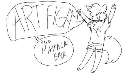 ART FIGHTTT