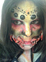 hybrid makeup by danidarkan