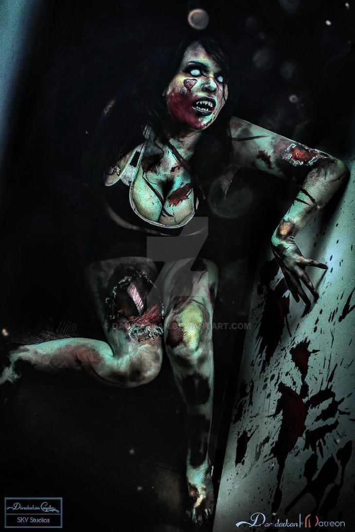 Janey Belle Zombie Tramp Comic By Danidarkan On Deviantart