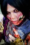 Mileena MK X alternate costume