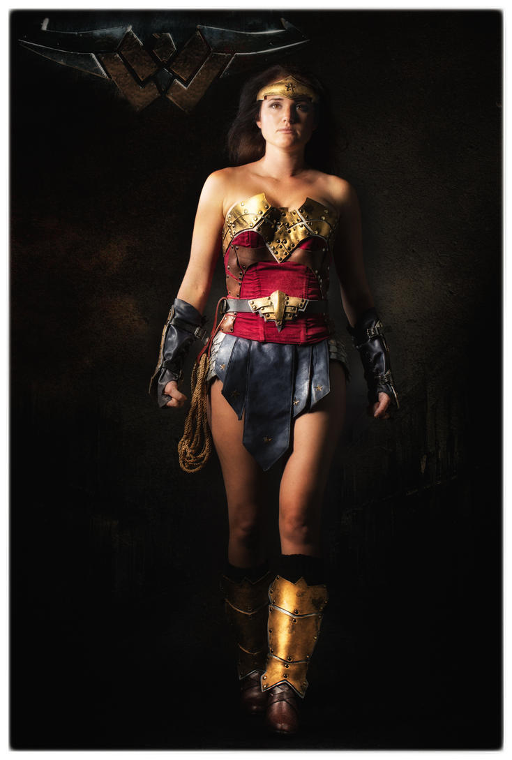 Wonder Woman 2 Cosplay by Clair85