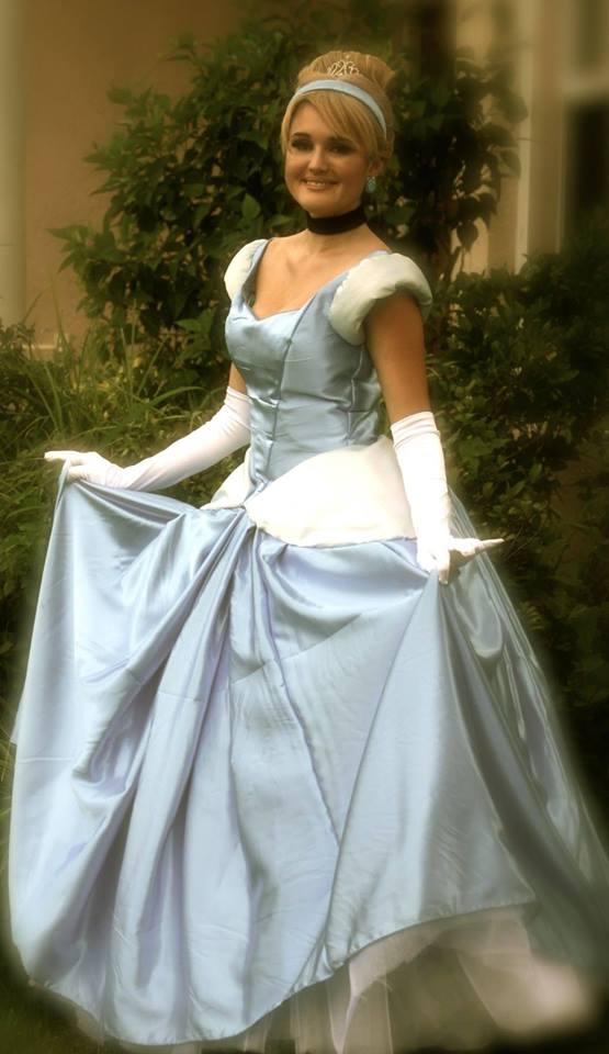 Disney Princess Cinderella Cosplay by Clair85 on DeviantArt
