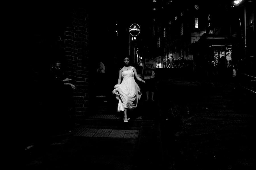 white lady by haksek