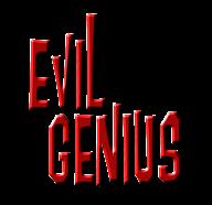Evil Genius Dock Icon by Nidonocu