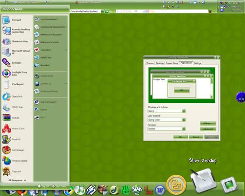 Desktop of 25-10-04