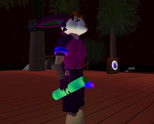 My Second Life Avatar