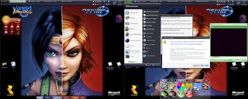 Xbox 360 Rare Themed Setup