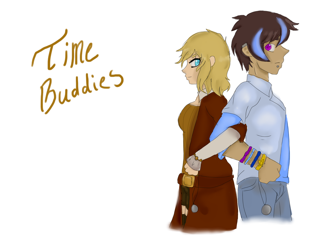 Partners in Time by TheShadowsStrike
