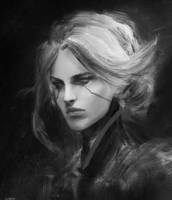 Fan art: Camille, league of legends. by Angrysausage