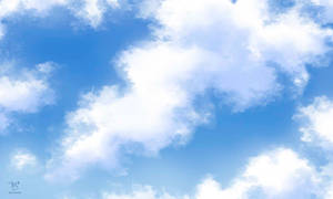 Anime Clouds / Nubes
