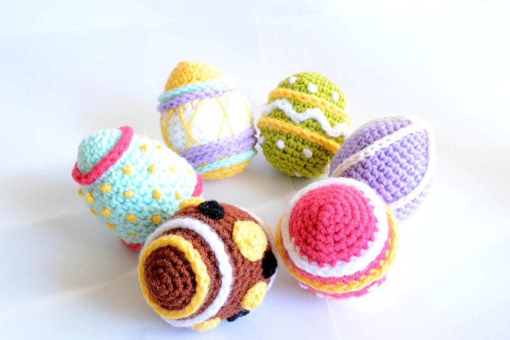 Crochet Easter Egg 2013 Pattern Ravelry By Rienei On Deviantart